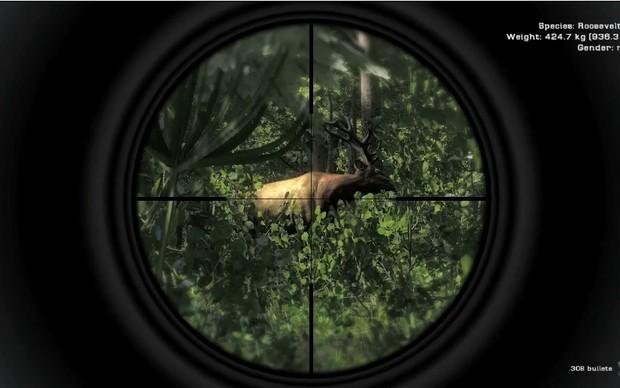 The Hunter (Foto: Reprodução)