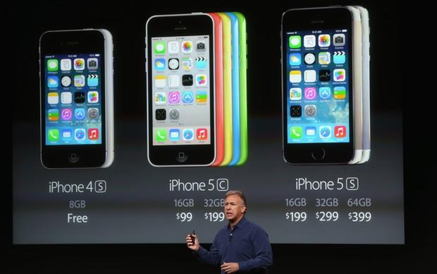 Preços de todos os iPhones (Foto: AFP)