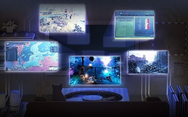 SteamOS trará novas funcionalidades para os usuários (Foto: Divulgação)