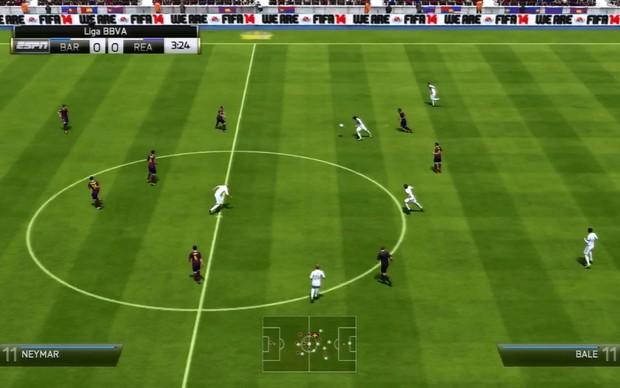 Fifa 14 (Foto: Reprodução / TechTudo)