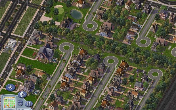 As zonas residenciais tem crescimento gradativo dependendo da demanda e as construções em volta dela. (Foto: Divulgação) (Foto: As zonas residenciais tem crescimento gradativo dependendo da demanda e as construções em volta dela. (Foto: Divulgação))