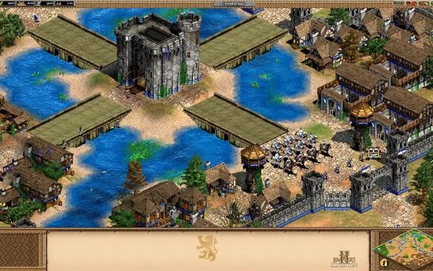 Age of Empires II volta com belíssimos gráficos em HD (Foto: Divulgação) (Foto: Age of Empires II volta com belíssimos gráficos em HD (Foto: Divulgação))