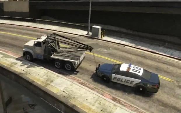 Vídeos colocam mitos de GTA 5 à prova (Foto: Reprodução)
