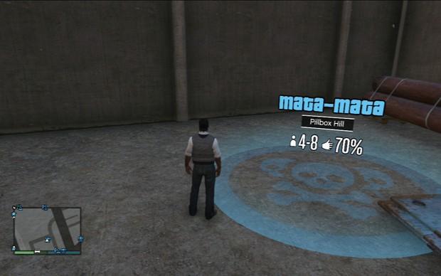 Jogadores devem acessar pontos específicos para a criação. (Foto: Reprodução) (Foto: Jogadores devem acessar pontos específicos para a criação. (Foto: Reprodução))