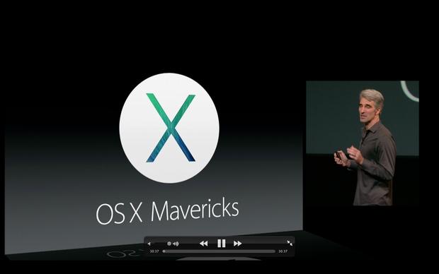 Mac OS X (Foto: Reproduçao/Apple)