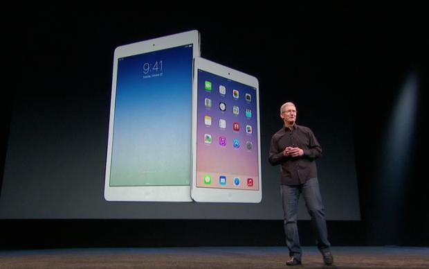Novos iPads (Foto: Reprodução)