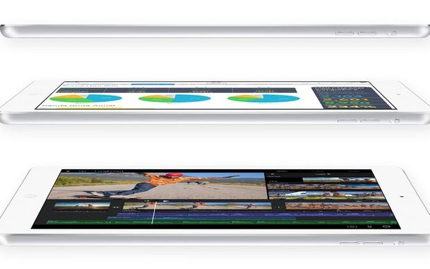 ipad air (Foto: Divulgação/Apple)