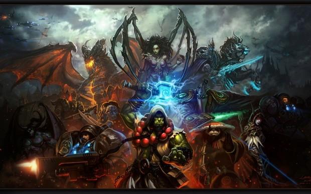 Heroes of the Storm (Foto: Divulgação)
