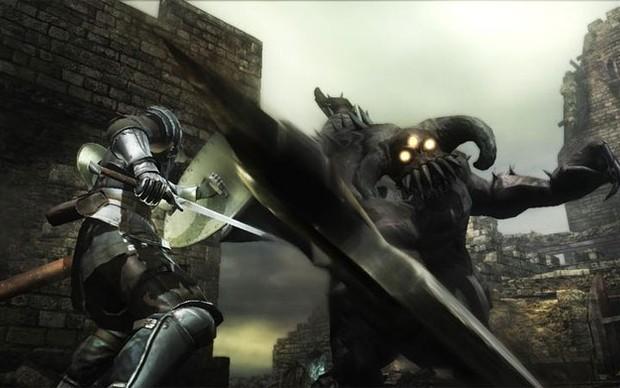 Demon's Souls é uma das promoções no PS3 (Foto: Divulgação) (Foto: Demon's Souls é uma das promoções no PS3 (Foto: Divulgação))