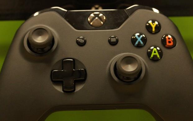 Controle do Xbox One (Foto: Matheus Vasconcellos/ TechTudo)