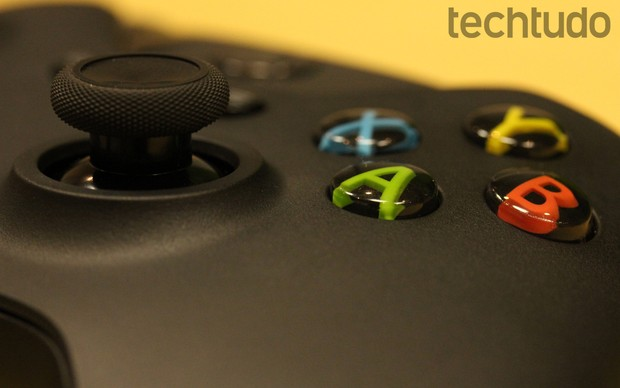 Xbox One (Foto: Matheus Vasconcellos/ TechTudo)