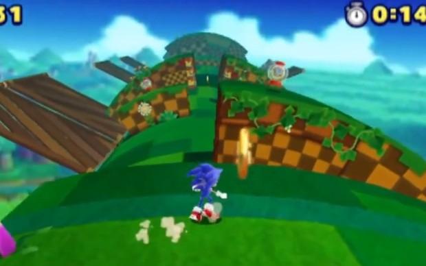 Sonic Lost World (Foto: Reprodução / TechTudo)