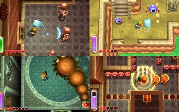 A dificuldade aumentou neste novo The Legend of Zelda, sem se tornar injusta (Foto: siliconera.com, digitaltrends.com, 3dsrumors.com e screencrush.com) (Foto: A dificuldade aumentou neste novo The Legend of Zelda, sem se tornar injusta (Foto: siliconera.com, digitaltrends.com, 3dsrumors.com e screencrush.com))