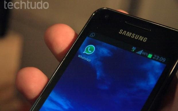 WhatsApp ganhará ligações em breve (Foto: Luciana Maline/TechTudo)