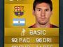 Messi em Fifa 14 (Foto: Reprodução)