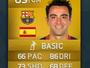 Xavi em Fifa 14 (Foto: Reprodução)