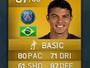 Thiago Silva em Fifa 14 (Foto: Reprodução)