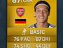 Özil em Fifa 14 (Foto: Reprodução)