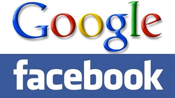 As duas forças das redes sociais tentam se superar em seviços online para atrair novos usuários