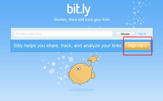 Como usar o bit.ly