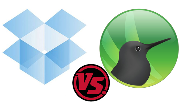 Dropbox vs Sugarsync