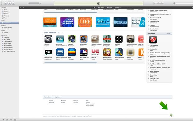 Comprando apps