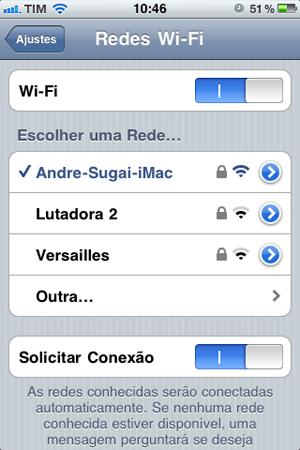 Mac Roteador