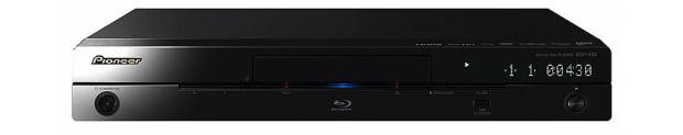 Blu-ray Pioneer 3D