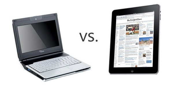 Tablet vs netbook