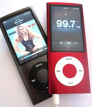 iPod nano geração 5