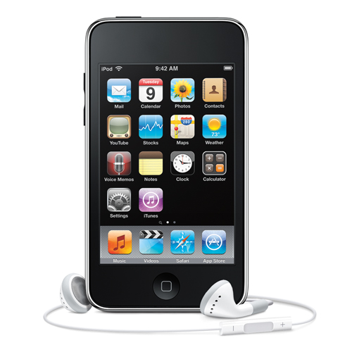 iPod touch 3 geração (Foto: Divulgação)