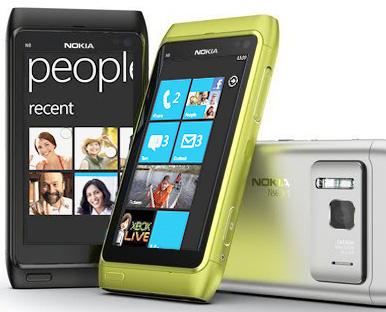 Nokia com Windows Phone 7?