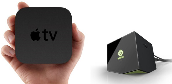 Apple TVe Boxee