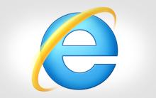 Logo do IE 9 (Foto: Reprodução)