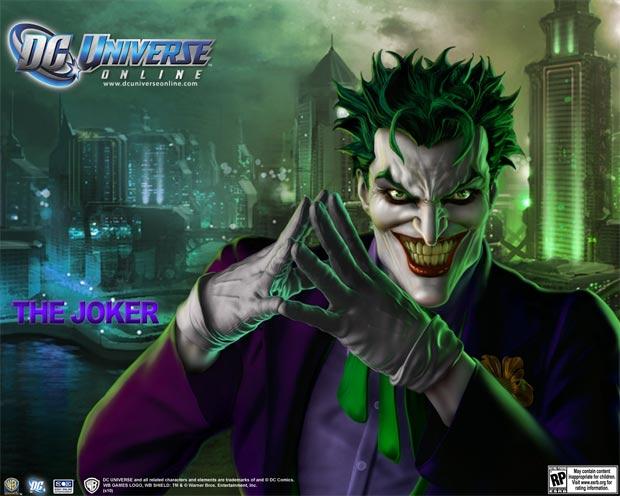 Coringa - DC Universe Online