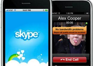 Skype passará a fazer videochamadas no iPhone