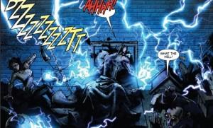 Os 6 volumes das comics contarão a história entre os dois games da série.