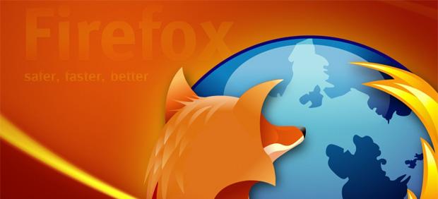 Firefox, navegador opensource da Mozilla Foundation, ocupa hoje o primeiro lugar na Europa (Foto: Divulgação)