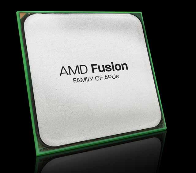 AMD Fusion (Foto: Divulgação)