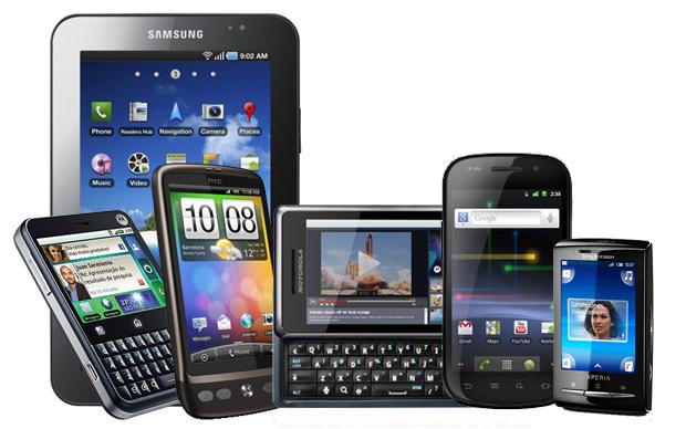 Já escolheu o seu Android? (Foto: Divulgação)