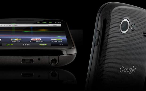 Nexus S, ou Google Phone 2 para os íntimos (Foto: Divulgação)