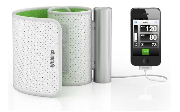 Withings, um medidor de pressão arterial para iOS (Foto: Divulgação)