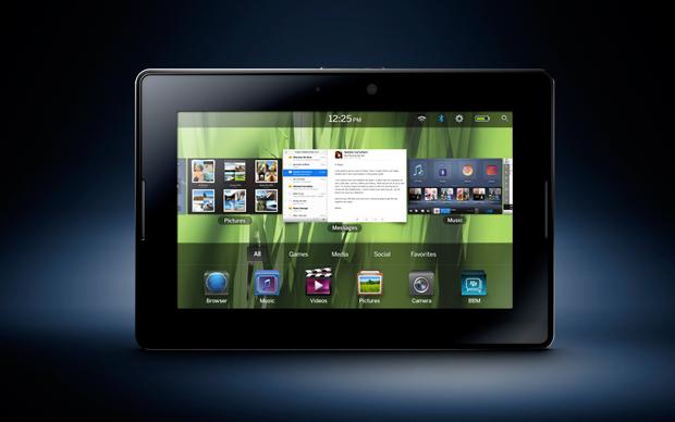 BlackBerry Playbook, o tablet da RIM (Foto: Divulgação)
