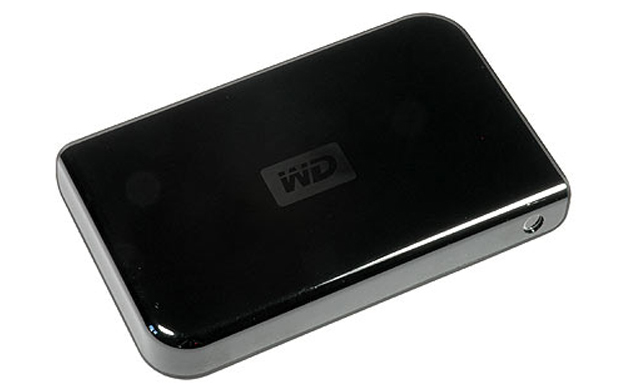 hd externo WD Passaport 250 GB (Foto: Divulgação)