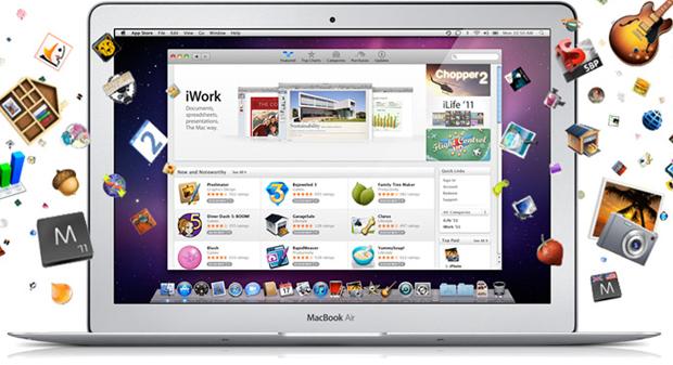 Mac App Store (Foto: Reprodução)