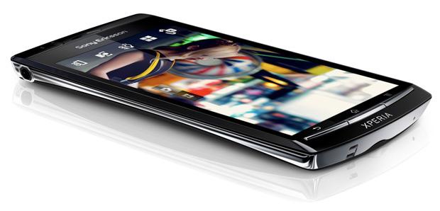 Sony Ericsson XPERIA Arc (Foto: Divulgação)