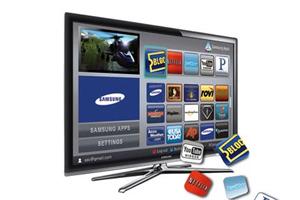 Samsung Smart TV (Foto: Divulgação)