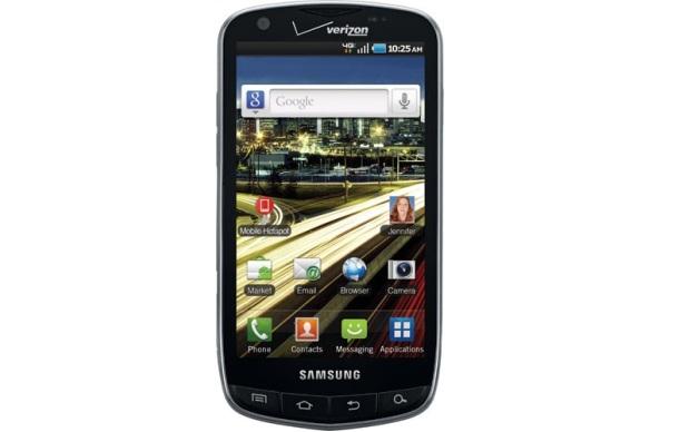 Samsung 4G LTE Smartphone, ainda sem nome oficial (Foto: Divulgação)