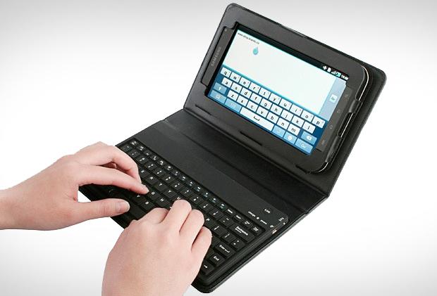 Case Brando com teclado, para Galaxy Tab (Foto: Divulgação)