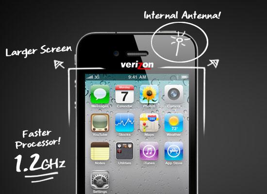 Mudanças já eram esperadas no iPhone 4 oferecido pela Verizon (Foto: Divulgação)